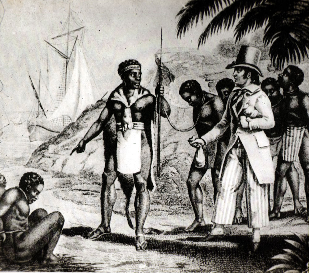 Vonbrunnville: From slave to Bassa ruler and missionary